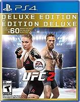 UFC 2 Deluxe Edition PS 4 UFC2 デラックス版プレイステーション 4 北米英語版 [並行輸入品]