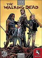 The Walking Dead (Die Zombiejäger). Puzze 1000 Teile