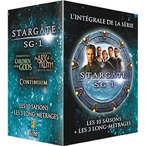 Stargate SG-1-L'intégrale des 10 Saisons + 3 Films