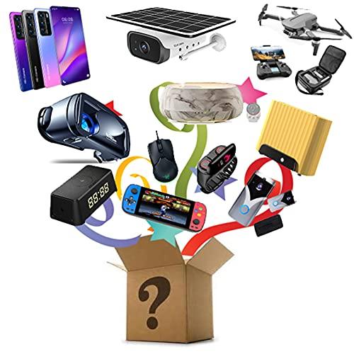 LLYA Cajas afortunadas, Bolsas de Regalo Sorpresa y misteriosa para Productos electrónicos, brindándole una Experiencia de unboxing.