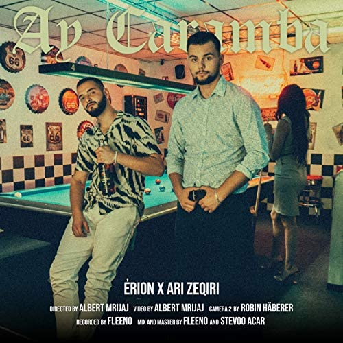 Érion & Ari Zeqiri