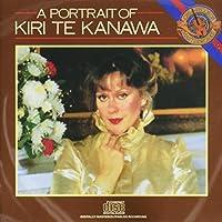 Portrait of Kiri Te Kanawaa by Kiri Te Kanawa