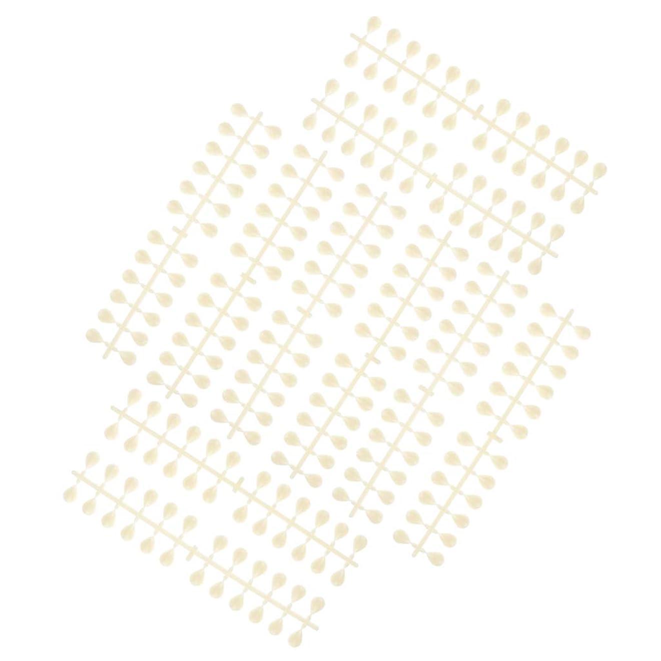不調和インポートパスタDYNWAVE ネイルのヒントスティック再利用可能なマニキュアサロンネイルアートディスプレイカラーカード - 水滴