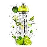 Duronic 600 CR/GN Trinkflasche/Trinkbecher/Wasserflasche/Sportflasche/Ersatzflasche für den...