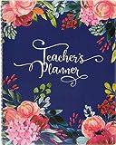 Floral Teacher's Lesson Planner