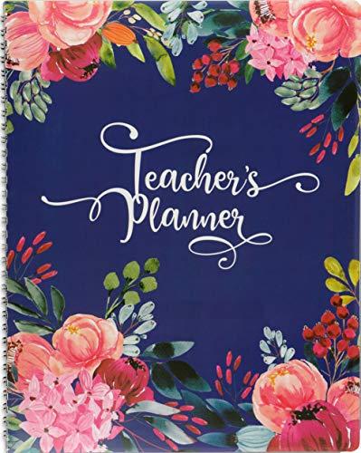 Teacher's Lesson Planner - Floral