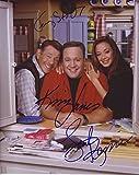 King Of Queens Signiert Autogramme 25cm x 20cm Foto