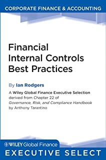 Financial Internal Controls Best Practices (Wiley Global Finance Executive Select Book 177)