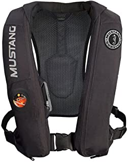 Mustang Survival MD518313 Elite Inflatable PFD - Black