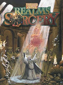 Realms of Sorcery (Warhammer Fantasy Role Play) 1899749136 Book Cover
