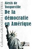 De la d????mocratie en Am????rique (French Edition) by Alexis de Tocqueville (2014-05-20) - LIGARAN - 20/05/2014