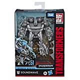 Transformers Toys Studio Series 51 Deluxe Class Dark of The Moon Movie Soundwave Action Figure - Kids Ages 8 & Up, 4.5'