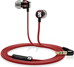 Sennheiser CX 3.00 Red In-Ear Canal Headphone (Discontinued by Manufacturer)