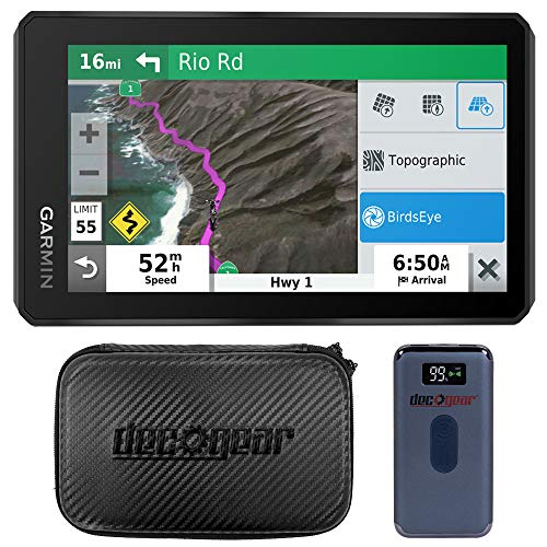 Garmin 010-02296-00 zumo XT 5.5-inch Bluetooth Hands-Free...