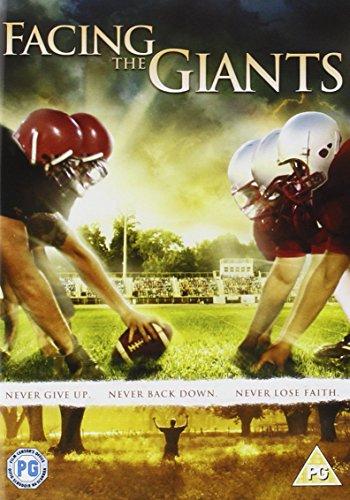 Facing_the_Giants [Reino Unido] [DVD]