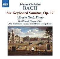 Six Keyboard Sonatas Op 17