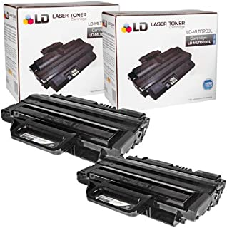 LD Compatible Toner Cartridge Replacement for Samsung MLT-D209L High Yield (Black, 2-Pack)
