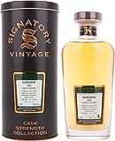 Signatory Vintage Speyside Glenlossie Cask Strength Collection Single Malt Scotch Whisky 24 Ans 1992 700 ml