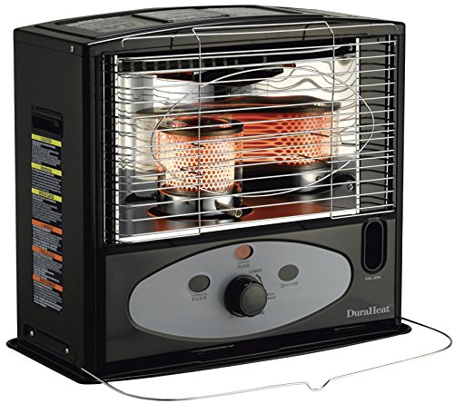 Great Features Of Dura Heat DH1100 Radiant Kerosene Heater