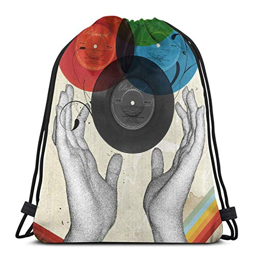 WH-CLA Cinch Bags Cmyk - The Creation Of Retro Travel Durable Lightweight Birthday Outdoor Sport Drawstring Backpack Print Gift Casual Girl Anime Unique Cinch Bags Gym Bag Sackpack Fitnes