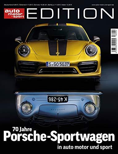 70 Jahre Porsche-Sportwagen (auto motor und sport)