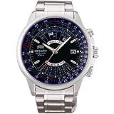 [オリエント時計] 腕時計 オリエント 自動巻 万年カレンダー 海外モデル SEU07008DX メンズ シルバー