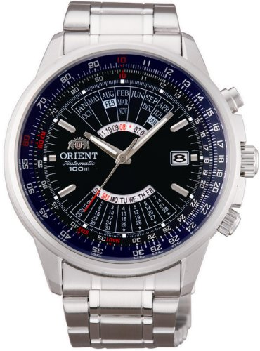 ORIENT SEU07008DX Men's Calendar Self-Winding...