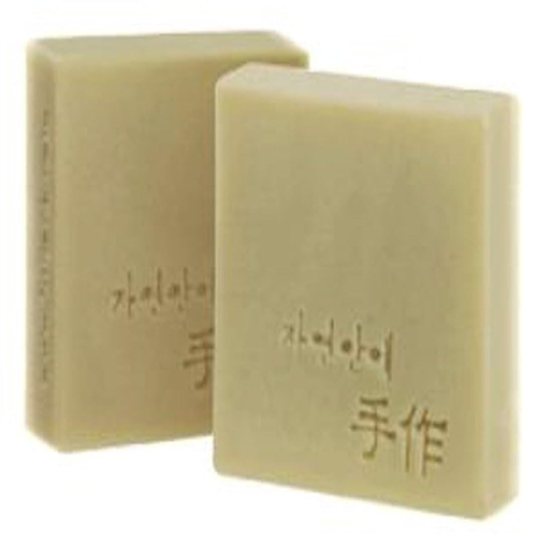 アブストラクト浴十年Natural organic 有機天然ソープ 固形 無添加 洗顔せっけん [並行輸入品] (晋州)