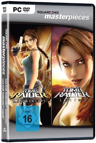 Tomb Raider: Anniversary + Tomb Raider: Legend