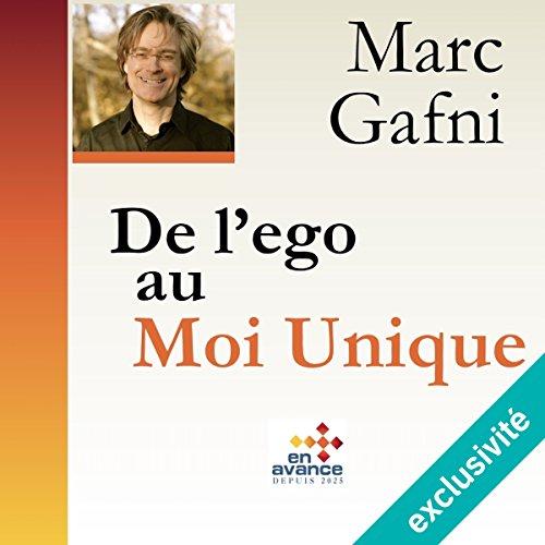 De l'ego au Moi Unique audiobook cover art