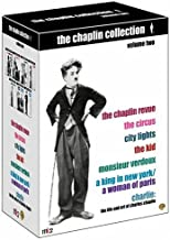 The Chaplin Collection: Volume 2 (City Lights / The Circus / The Kid / A King in New York / A Woman of Paris /and more)