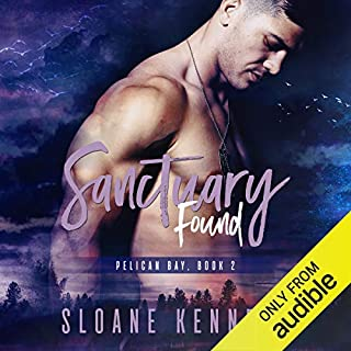 Sanctuary Found cover art