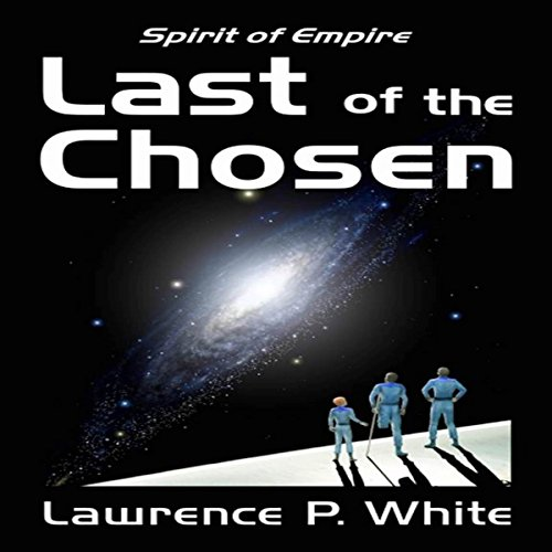 Last of the Chosen audiobook cover art