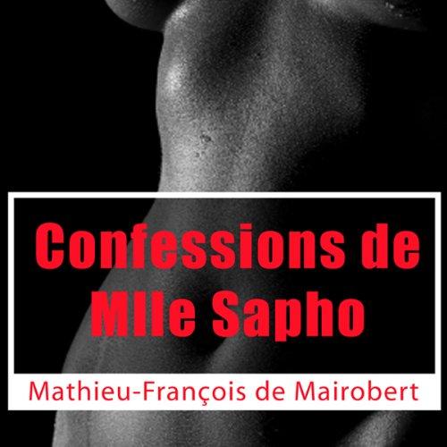 Confessions de Mademoiselle Sapho cover art