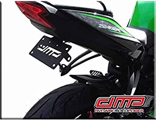 DMP Kawasaki ZX6R ZX6 2009-2012 ZX10R ZX 10 2008-2010 Fender Eliminator Kit Includes Turn Signals and Plate Lights - 675-4930 - MADE IN THE USA