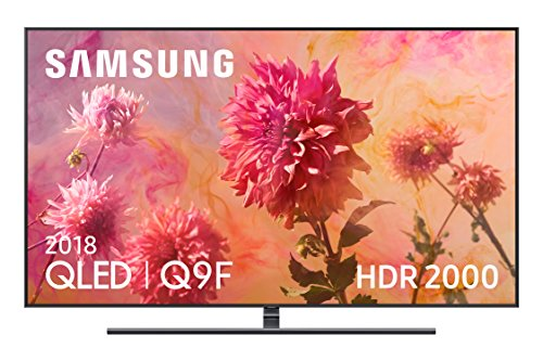 Samsung QLED 2018 75Q9FN - Smart TV Plano de 75', 4K UHD resolución, HDR 2000, Control One Remote Premium, One Connect +...