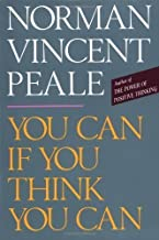 You Can If You Think You Can by Dr. Norman Vincent Peale(1987-08-26)