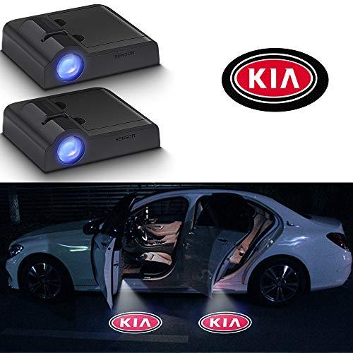 Wireless Car Door Logo LED Light...