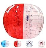 Garybank Bubble Pelotas de fútbol de diámetro 5 '(1,5 m)