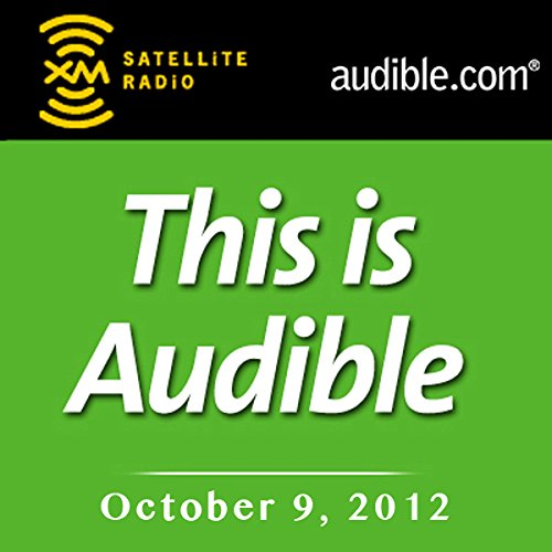 This Is Audible, October 9, 2012 audiobook cover art