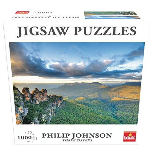 Goliath- Rompecabezas para Toda la Familia Puzzle Paisajes Montañas Three Sisters - Australia (71382006)