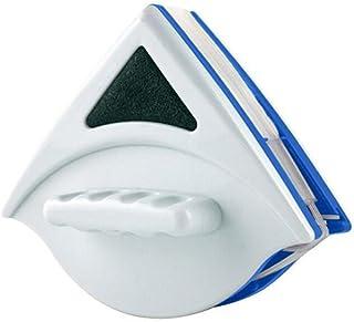 Ounona - Limpiacristales magnético de doble cara, para limpieza de cristales de 3-8 mm de grosor, color azul