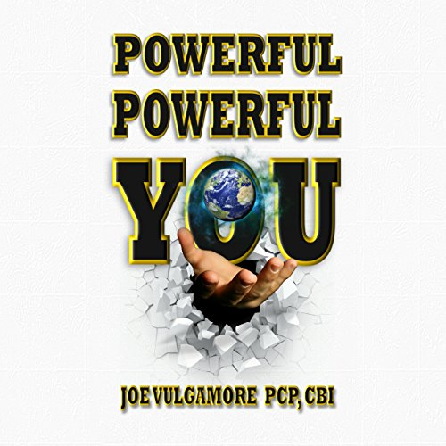 Powerful Powerful You audiobook cover art