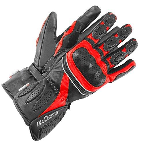Büse 307782-10 Handschuh Pit Lane rot/schw. 10