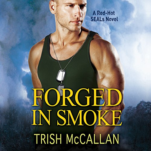 Forged in Smoke audiobook cover art
