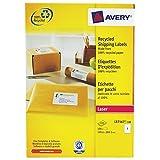 Avery L7167-100 Etichette per indirizzi per pacchi, 1 Pezzo per Foglio, 100 Fogli, 99.6 x ...