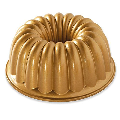 Nordic Ware 58677 Elegant Party Bundt Pan 223 x 93 cm Gold