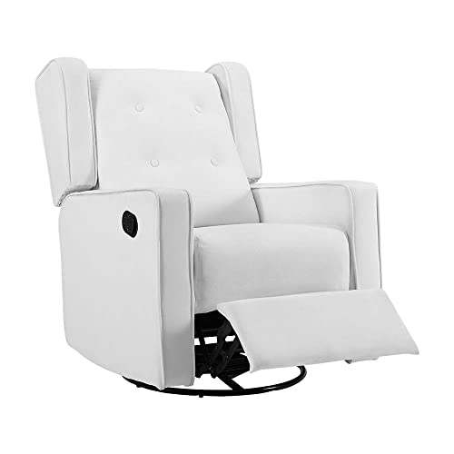 Pleasant Swivel Recliner Chairs Amazon Com Gmtry Best Dining Table And Chair Ideas Images Gmtryco