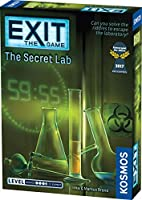 Exit: The Sunken Treasure | Exit: The Game - A Kosmos Game | Family-Friendly, Card-Based at-Home Escape Room Experience...