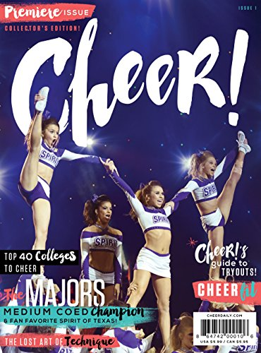 Cheer Magazine  CEASED OFFER